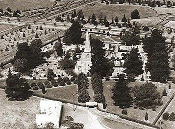 Reid – The suburb