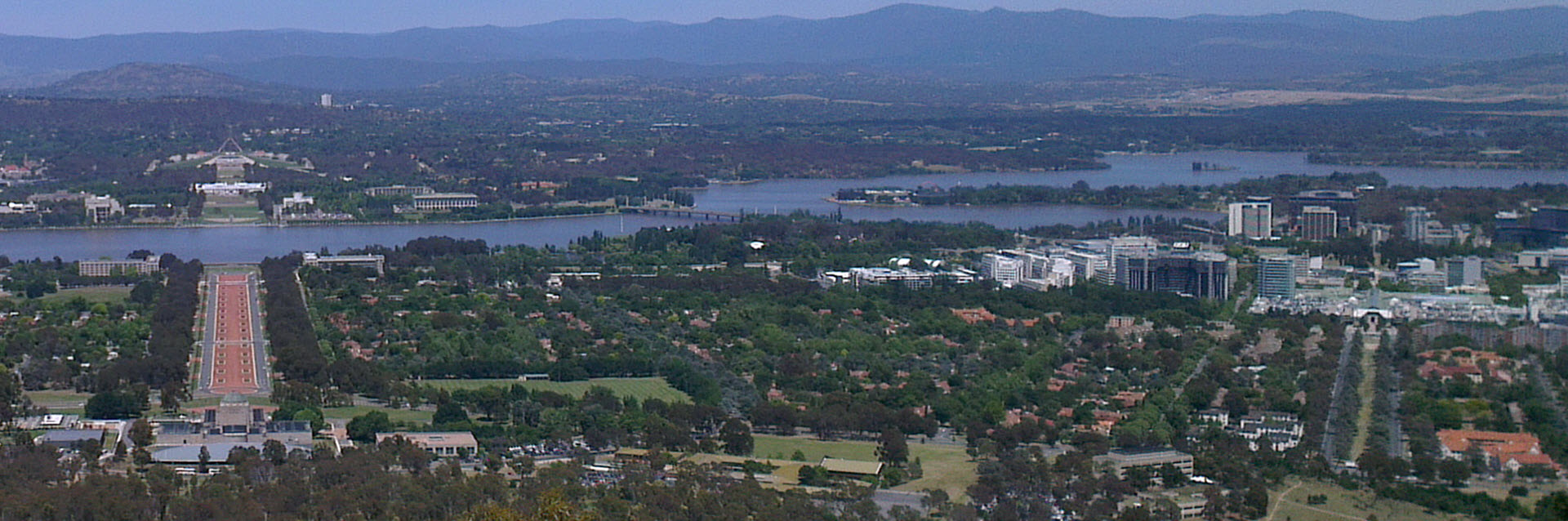 Canberra is growing, but how to accomodate growth