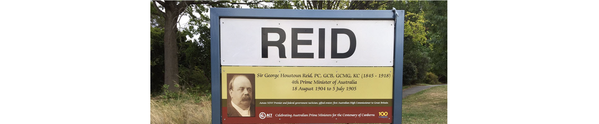 Reid Residents' Association
