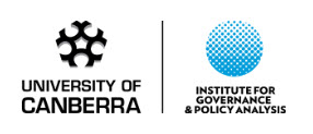 IGPA CANBERRA CONVERSATION PUBLIC LECTURE SERIES