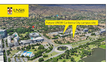 UNSW Canberra City Campus Community and Stakeholder Engagement Report