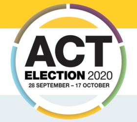 Members of the ACT Legislative Assembly for the Seat of Kurrajong 2020