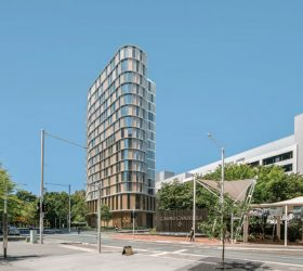 Towers over Glebe Park – City Block 21 Section 65 – proposal!