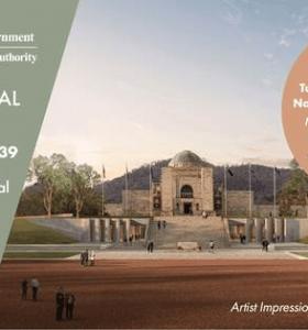 Australian War Memorial – Main Works – Information Sessions